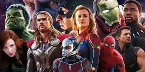 Bu Marvel Karakterlerini Silüetlerinden Tanıyabilecek misin?