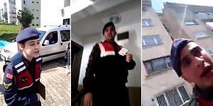 Trabzon'da Vatandaş ile Jandarma Arasında 65 Yaş Gerginliği: 'Önce Uyaracaksın'