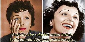Hayatı Boyunca Hiçbir Yenilgiyi Kabul Etmeyen ve Sesiyle Tüm Dünyayı Etkisi Altına Alan Bir Kadın: Edith Piaf