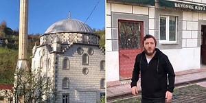Camiye Girip Köye Anons Yapan Yurdum İnsanı: 'Köyde Koronavirüs de Yok Dedikodu da Yok'