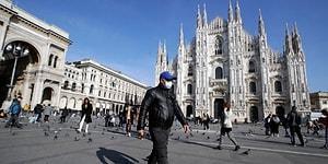 Koronavirüs Canlı Blog | İtalya'da Bir Günde Hayatını Kaybedenlerin Sayısı 600'ün Altına İndi