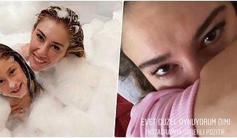 Kızı Melisa'yı Göremediği İçin Ağlarken Çektiği Fotoğrafını Paylaşan Şeyma Subaşı Herkesi Şaşırttı!