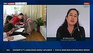 EBA TV'deki Müthiş Sevimli İngilizce Öğretmeni Konuştu: 'Milyonlarca Evladım Var, Hepsini Çok Seviyorum'
