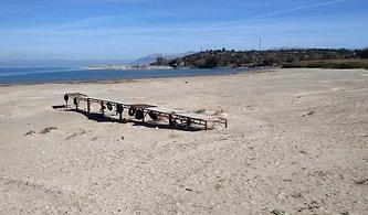 Doğa Alarm Veriyor: Son 60 Yılda, Van Gölü'nün Üç Katı Göl Kurudu