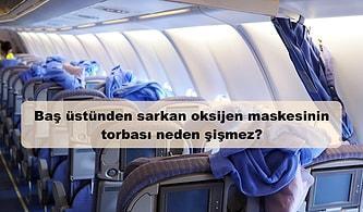Uçaklarda Kabin İçi ve Uçuş Esnasında Yaşananlarla İlgili Merak Ettiğiniz Ne Varsa Cevaplıyoruz!