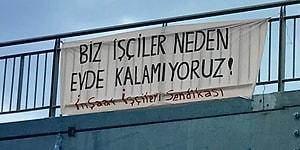 İSİG: '14 İşçi Korona'dan Öldü, Kritik Evre Bitinceye Kadar İşçiler İzinli Sayılmalı'