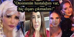 Koronavirüs Testi Pozitif Çıkan Şarkıcı Esra Balamir, Hastalık Süreciyle İlgili Tüm Detayları Anlattı