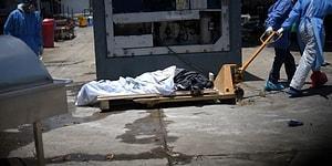 Ekvator'da Koronanın Korkunç Manzarası: Morglar Doldu, Cesetler Sokaklarda Çürüyor