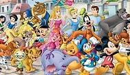 Bu Renkler Hangi Disney Karakterlerinin Rengi?