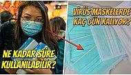 Koronavirüsten Korunmak Amacıyla Taktığımız Yüz Maskeleri Bir Kez Kullanıldıktan Sonra Atılmalı mı?