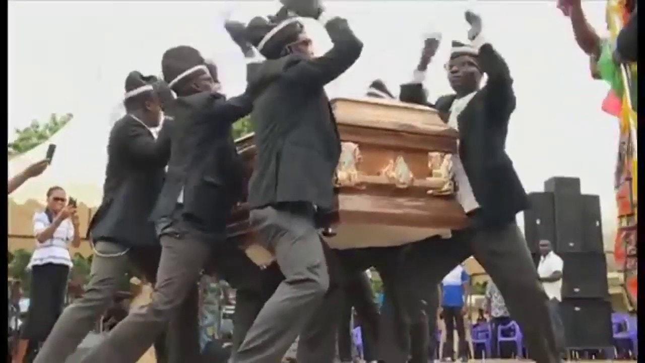 Dans Ederek Cenaze Taşıyan Adamların Efsane Akımından Tekrar ...