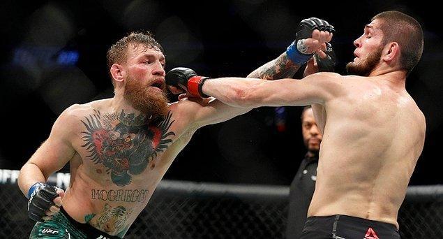 6. Dünyanın en popüler karma dövüş sanatları organizasyonu olan UFC, koronavirüs nedeniyle gizli bir adada devam edecek.