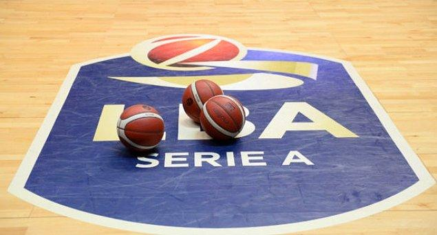 3. İtalya Basketbol Federasyonu, Serie A ve Serie B'nin sona erdirildiğini ve sezonun tamamlanmayacağını açıkladı.