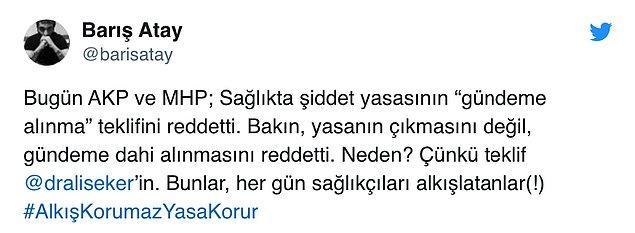 AKP ve MHP'nin yasayı Meclis gündemine bile taşımaması sosyal medyada tepkilerin odağı haline geldi📌