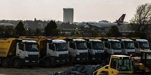 Atatürk Havalimanı'ndaki Salgın Hastanesinin İnşaatına Başlandı: 45 Günde Tamamlanması Bekleniyor