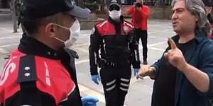 Adana Yine Şaşırtmadı: Maske Takmayı Reddedip 'Virüs Siyonist Oyunu' Dedi
