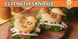 Yemeğe Kıyamayacağınız, En Ponçik Sandviç Tarifi! :