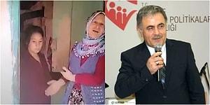 Aile ve Sosyal Politikalar İl Müdür Yardımcısı Nail Noğay'dan 'Açız' Diyen Vatandaşa 'Geber' Yanıtı