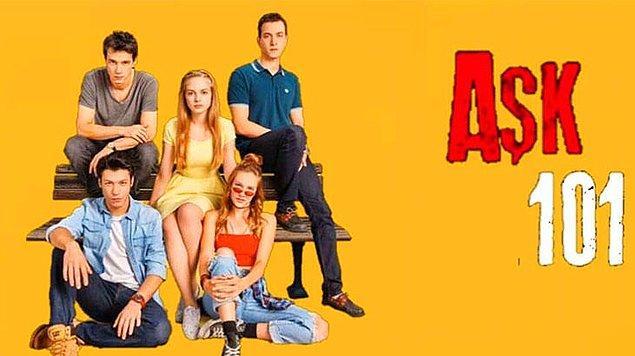 Netflix'in Hakan Muhafız ve Atiye'nin ardından 3. Türkiye yapımı olan Aşk 101 isimli gençlik dizisi 24 Nisan'da seyirciyle buluşmaya hazırlanıyor.
