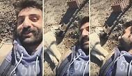 Kaybettiği Köpeğinin Mezarı Başındaki Sözleriyle Yürekleri Dağlayan Adam: 'Senin Baban Benim Her Şeyimdi, Mutluluğumdu'