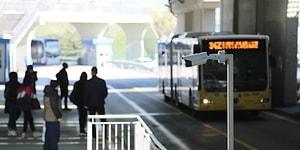İBB'den İstasyonlara Termal Kamera: Ateşi Yüksek Olan Yolcular Metrobüse Binemeyecek