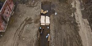New York Salgının Merkezi Oldu: Vakalar ABD Dışındaki Tüm Ülkeleri Geçti, Toplu Mezarlar Kazılıyor