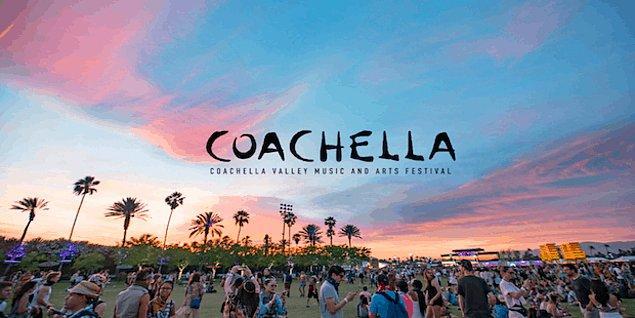 3. Bu ay Kaliforniya'da gerçekleşecek olan Coachella Festivali, Ekim ayında yapılacağını açıkladı.