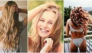 Evde Otururken Saçlarının Rengini Açmak İsteyenlere Doğal Sarışınlık Garantisi Veren Formüller