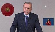 Erdoğan Kabine Toplantısı Sonrası Konuştu: 'Hafta Sonu Sokağa Çıkma Yasağı Devam Edecek'