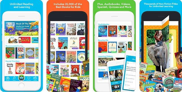 20. Epic! - Kids' Books and Videos