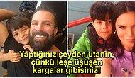 Magazinci Terörü Devrede! Ebru Şallı ve Harun Tan'ın Oğulları Pars'ın Cenaze Törenindeki Gazeteciler Harun Tan'ı İsyan Ettirdi