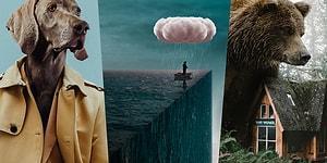 Fotoğraf Sanatçısı Murat Arık'dan Hayranlık Uyandırıcı 21 Sürreal Çalışma