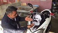 Oğluna Motosiklet Alan Adamın Karl Marx İsyanı: 'Babama Benzemiyor Dedeme Benzemiyor'