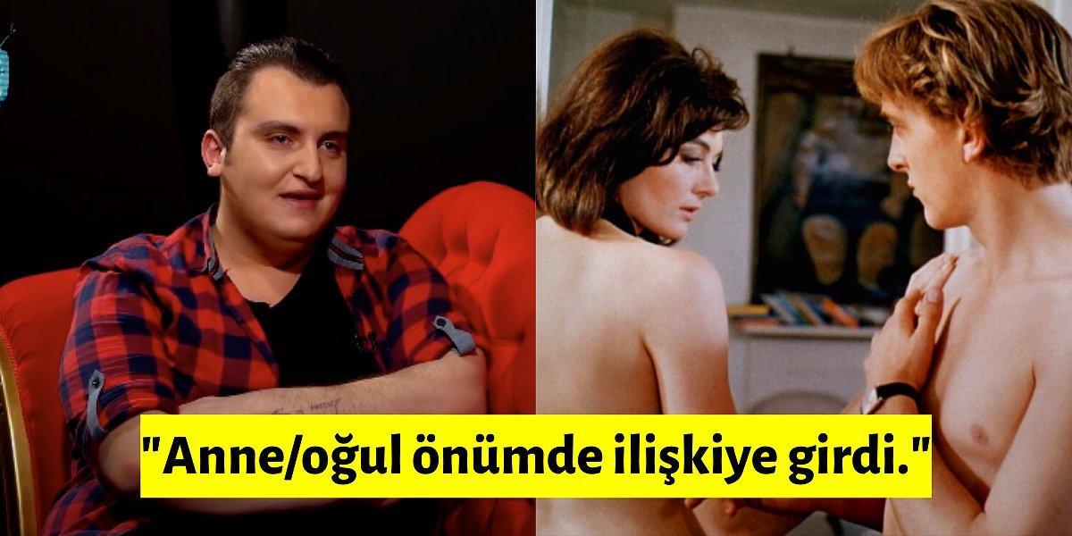 Anne Ogul Arasinda Gizli Sex Hikayesi