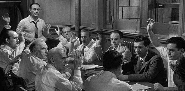 7. 12 Angry Men