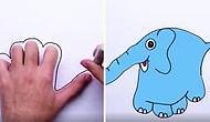 Karantina Günlerinde Çocuklarla Uygulayabileceğiniz Muhteşem Çizim Teknikleri