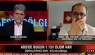 Prof. Mehmet Çilingiroğlu Canlı Yayında Birden Türkü Söylemeye Başladı