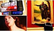 Telefonla Film Çekmeyi Arşa Çıkaran Yönetmen Axinya Gog'un Dünyaca Ünlü Eserleri Ayağınıza Getirdiği Yapım: Hermitage