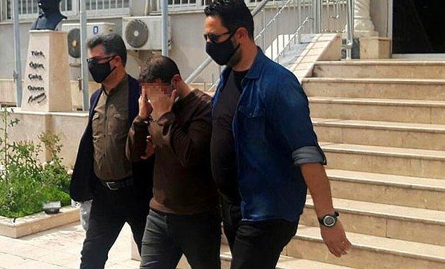 Kendisini ikna etmeye çalışan polislere önce direnen Halil T., polis binaya girmek için hazırlık yaparken teslim olacağını söyledi ve rehin aldığı kişileri bıraktı.