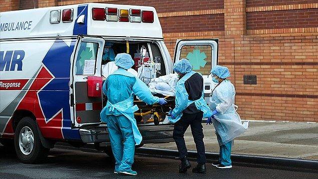 ABD'de ölenlerin sayısı 50 bini aştı
