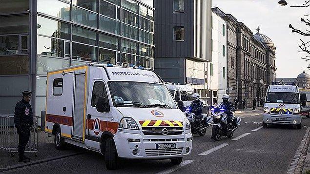 Fransa'da ölü sayısında son 5 güne göre düşüş yaşandı
