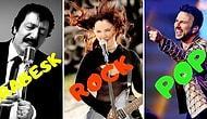 Karakterini Anlatan Müzik Türü Hangisi? Pop? Rock? Arabesk?