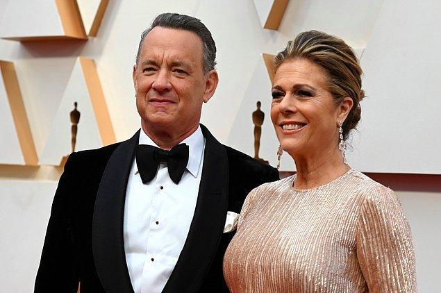 Tom Hanks ve Rita Wilson plazma bağışında bulunacak