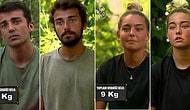 Bu Nasıl Zayıflama! Survivor 2020 Yarışmacılarının Adaya Geldikleri İlk Haftadan Bu Yana Değişimleri