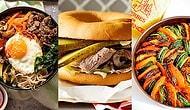 İçinizdeki Yemek Yapma Ateşini Yeniden Alevlendirecek Dünya Mutfaklarının En Ünlü 10 Yemeği