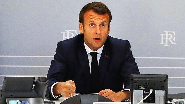 9. Fransa'da liglerin iptal edilmesinin ardından Fransa Cumhurbaşkanı Emmanuel Macron, diğer ülkelerin de ligleri iptal etmesi için görüşüyor.