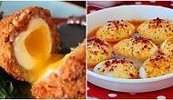 Tok Tutmasıyla Bilinen Yumurtayı Sahur Sofralarından Eksik Etmeyeceğiniz 11 Leziz Tarif
