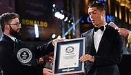 Yıldız Futbolcu Cristiano Ronaldo'nun Elindeki 20 Rekor