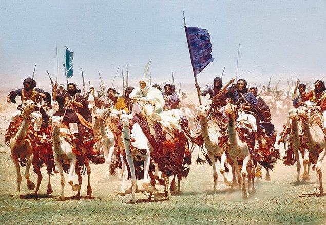 4. Lawrence of Arabia