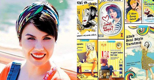 2. Selen Pınar Işık yani namıdiğer Pucca ve kitapları
